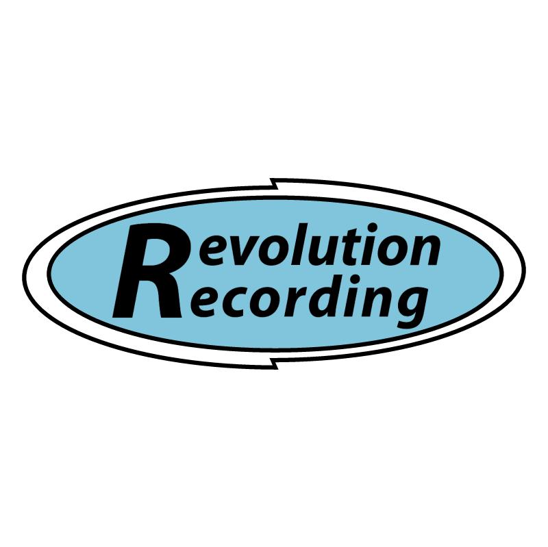 Revolution Recording vector
