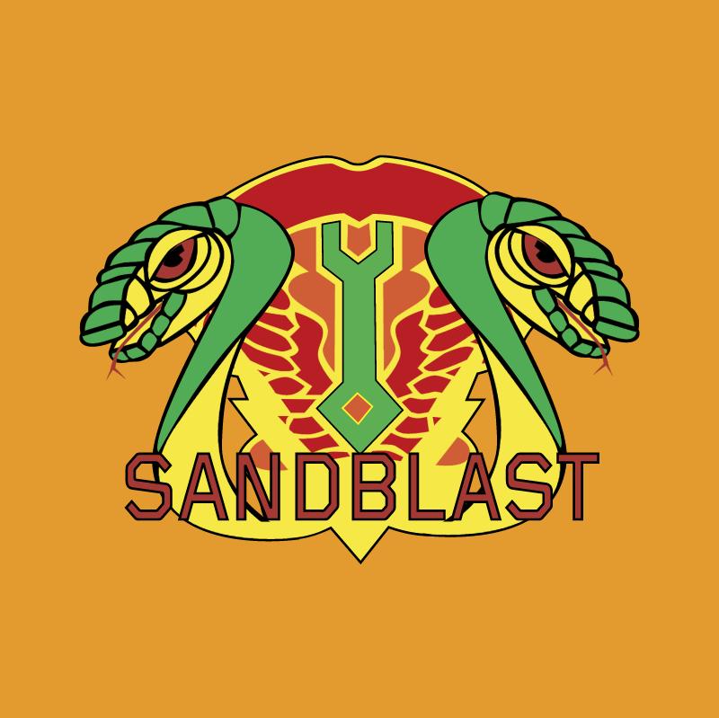 Sandblast vector