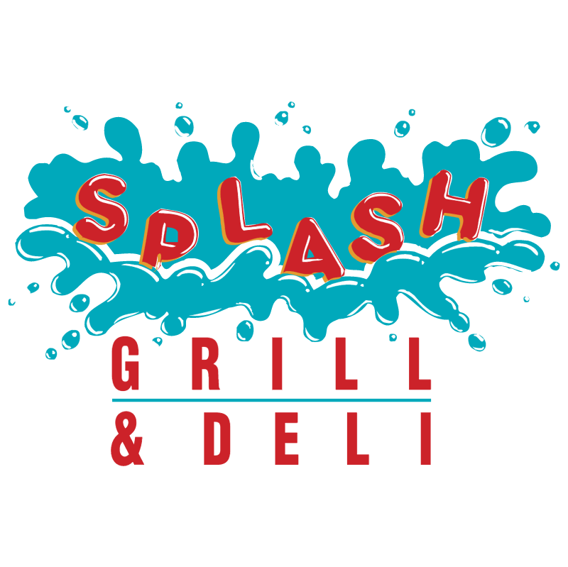 Splash Grill & Deli vector