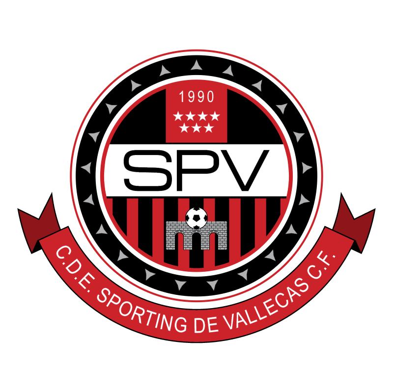 Sporting De Vallecas CF vector
