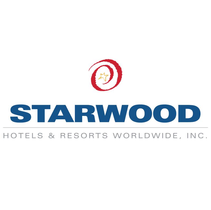 Starwood Hotels vector