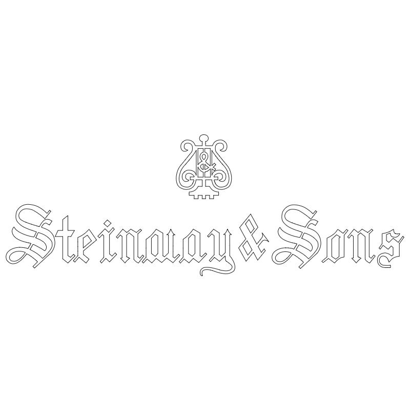 Steinway & Sons vector