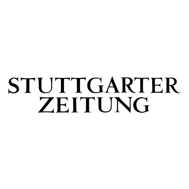 Stuttgarter Zeitung vector