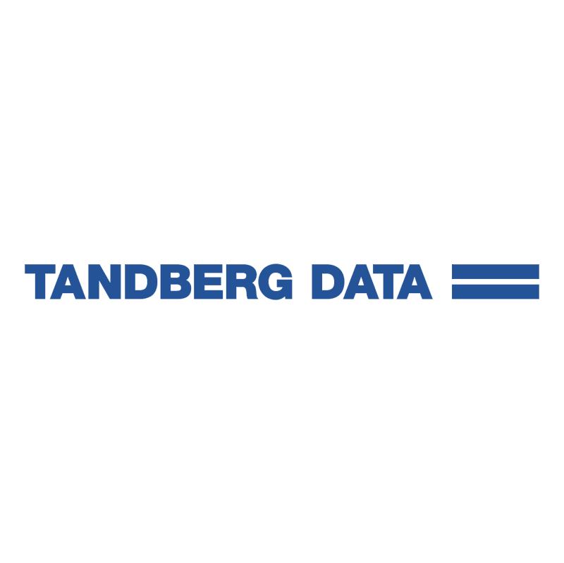 Tandberg Data vector