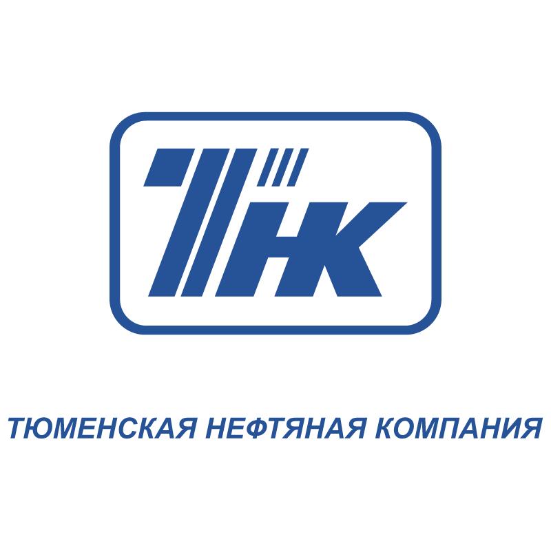 TNK Tyumen Oil Company vector