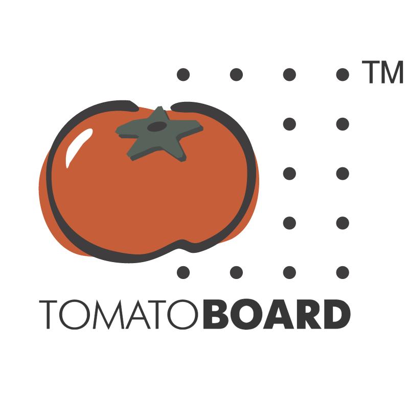 TomatoBoard vector