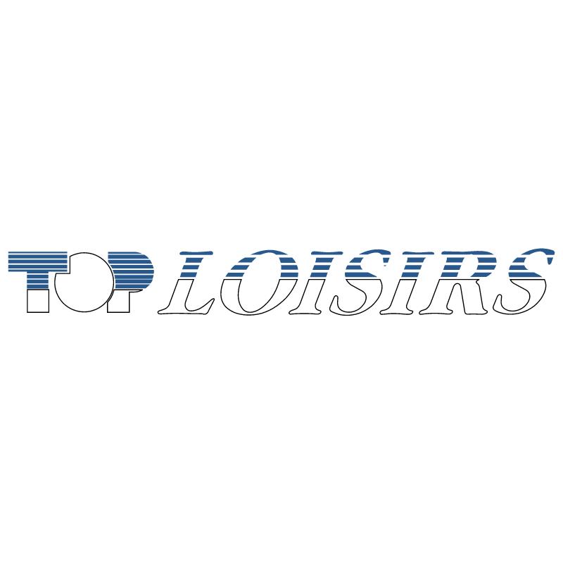 Top Loisirs vector