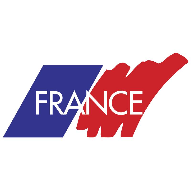 Tourisme France vector
