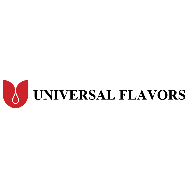 Universal Flavors vector logo