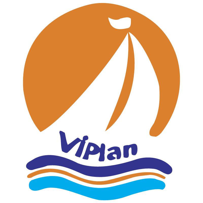 Viplan vector logo