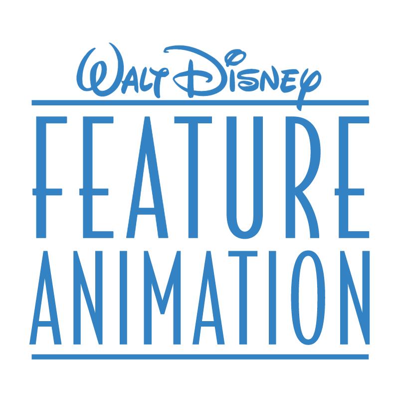 Walt Disney Feature Animation vector