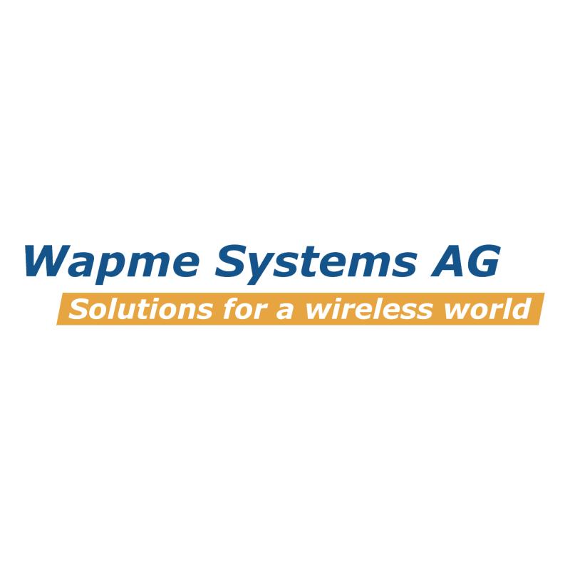 Wapme Systems vector