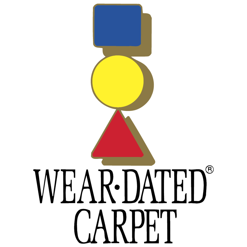 Wear Dated Carpet vector
