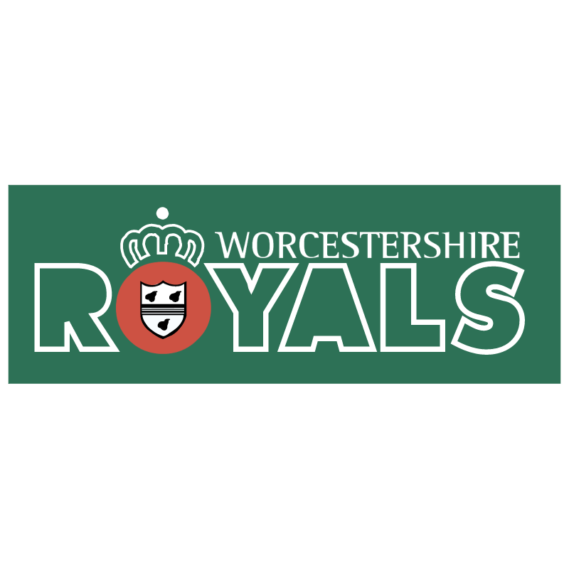 Worcestershire Royals vector logo