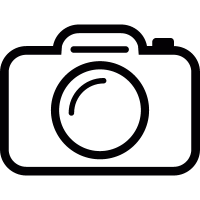Photo camera vintage vector
