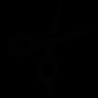 Hairdressing Scissors vector