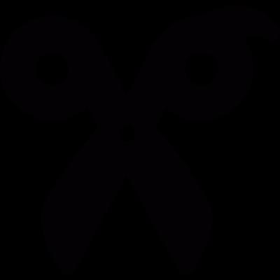 Scissors vector logo