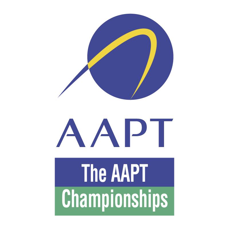 AAPT Championships vector