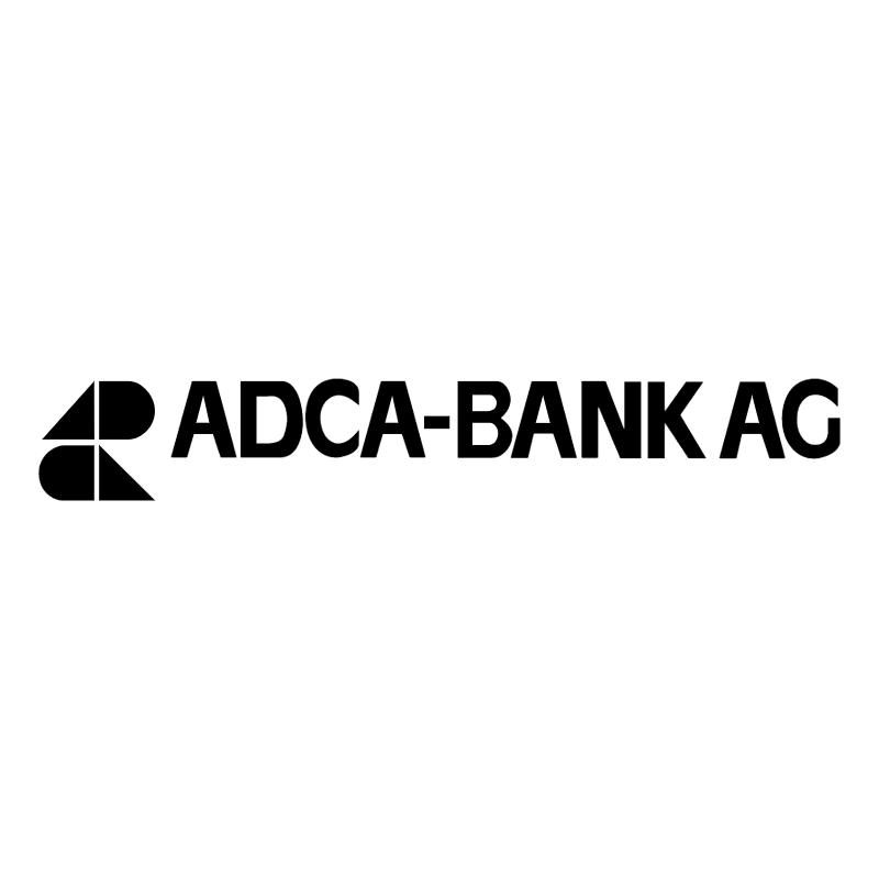 Adca Bank vector