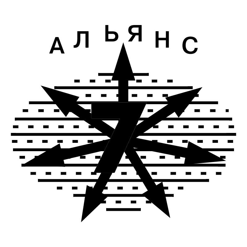 Aliyans 7 vector