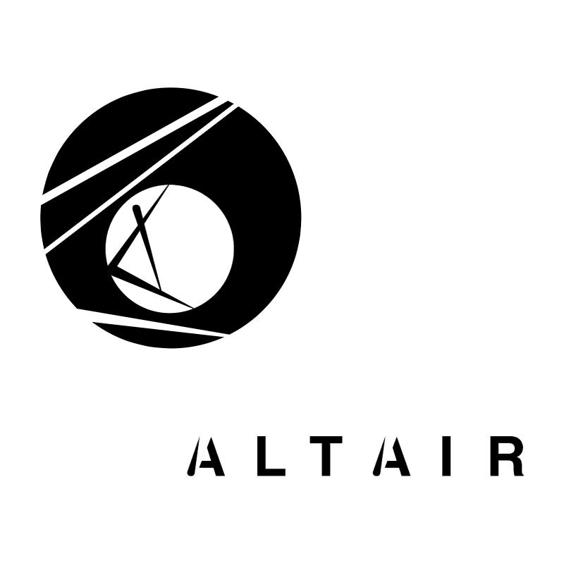 Altair 55679 vector