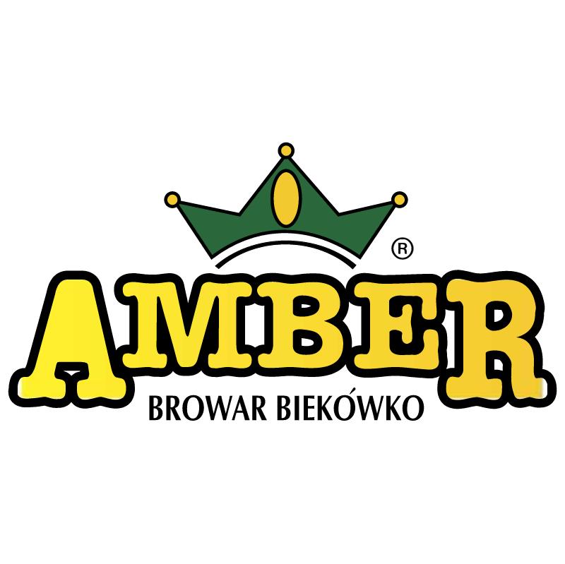 Amber Beer vector