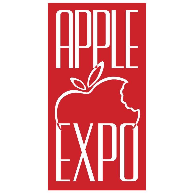 Apple Expo vector