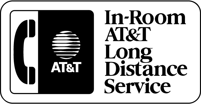 AT&T LONG DISTANCE vector