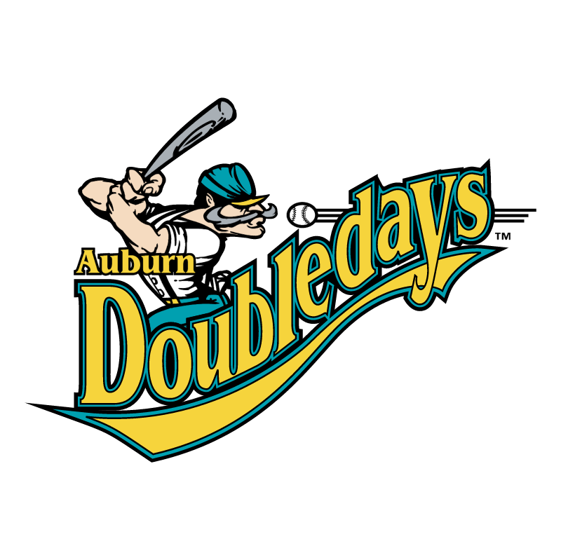Auburn Doubledays vector