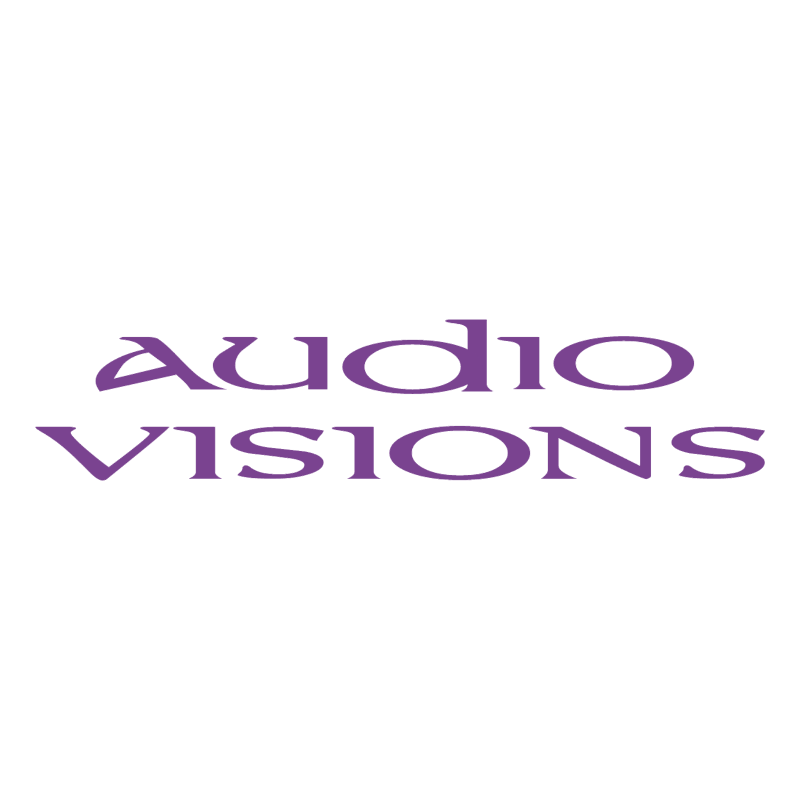 Audio Visions vector