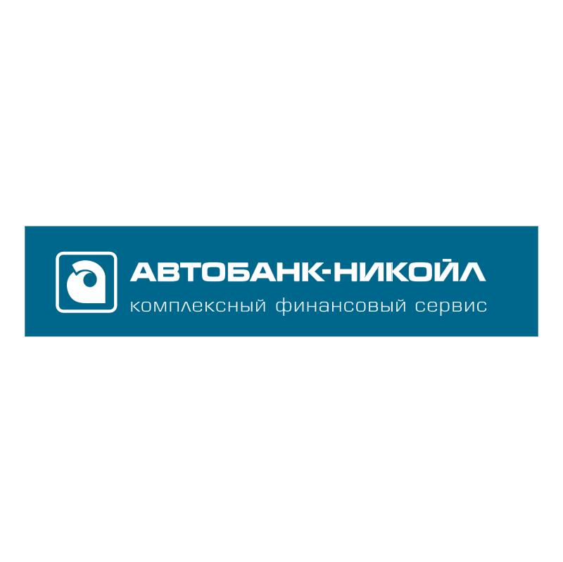 Autobank Nikoil vector logo