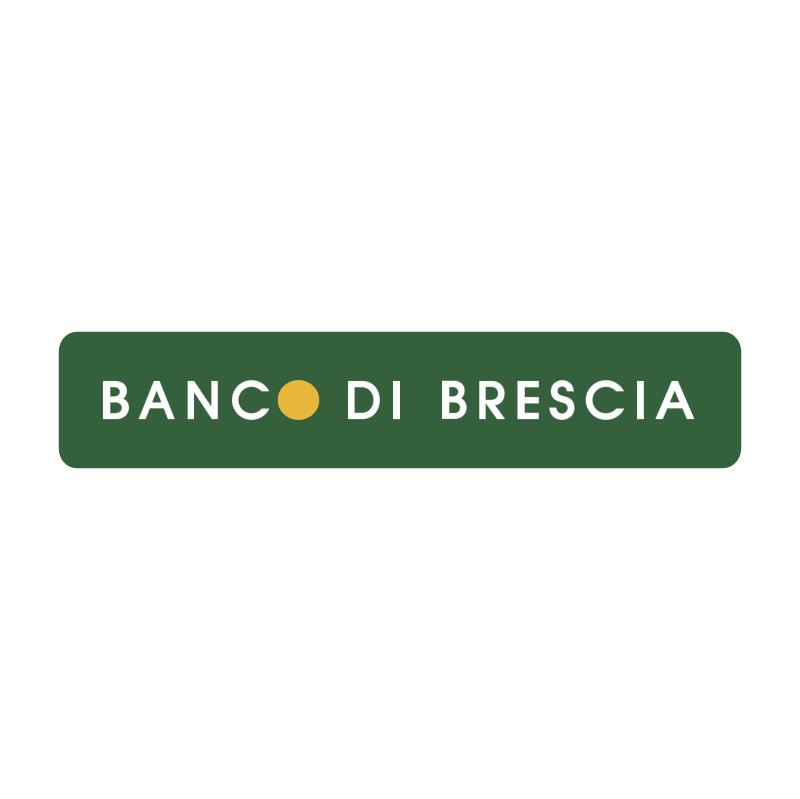 Banco di Brescia vector