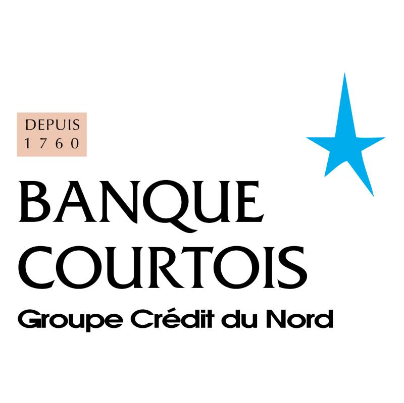 Banque Courtois 64838 vector