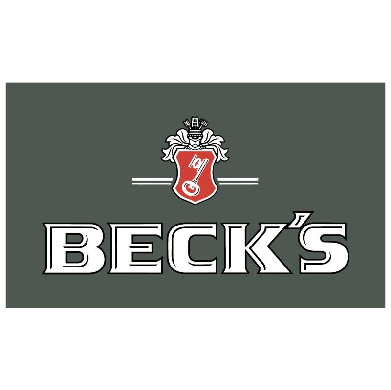 Beck's 851 vector