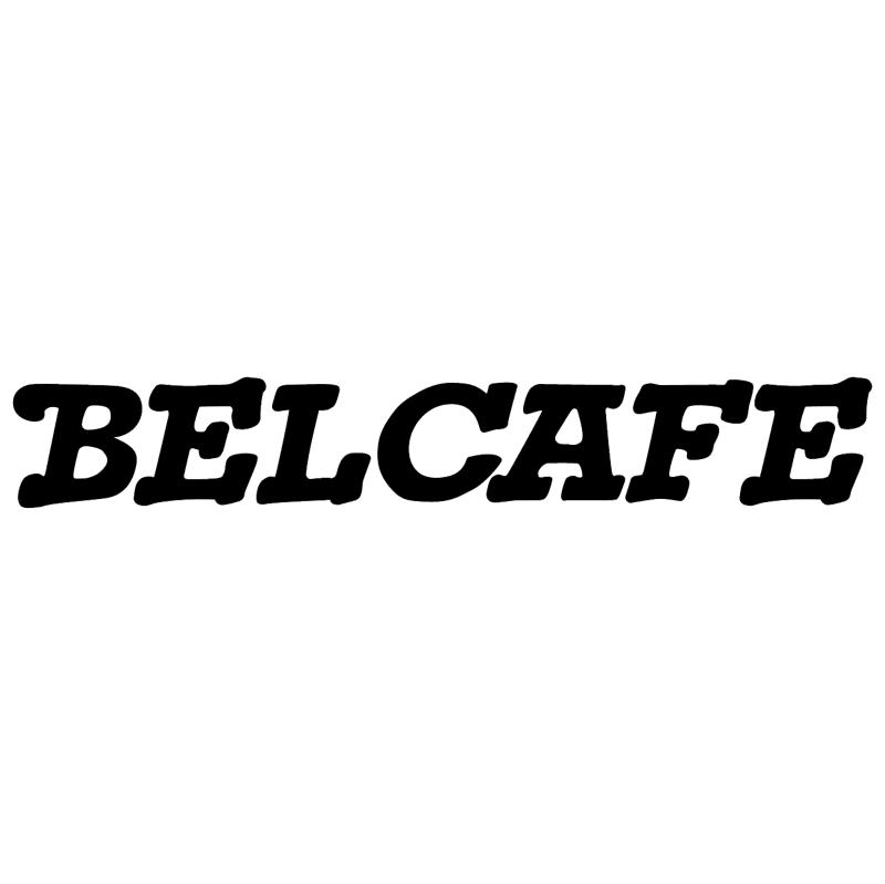 Belcafe 861 vector logo