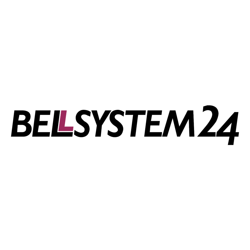 Bellsystem 24 vector