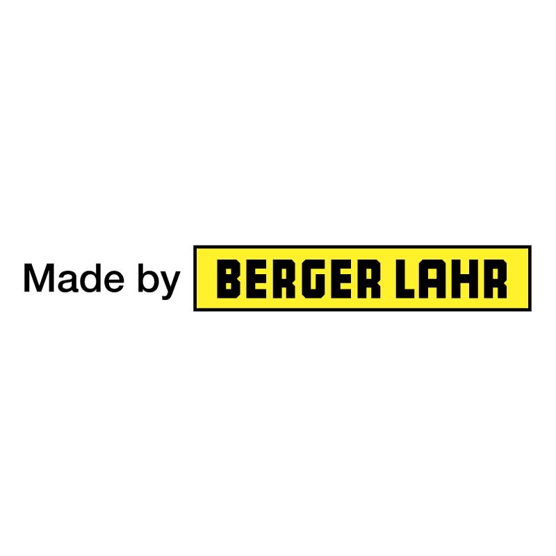 Berger Lahr vector