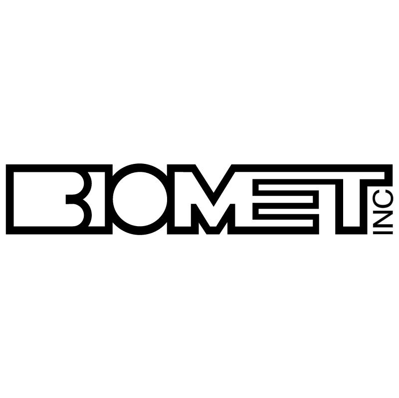 Biomet 24611 vector logo