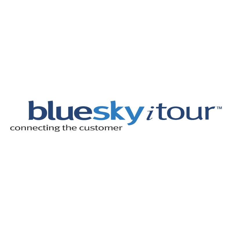 BlueSky iTour vector
