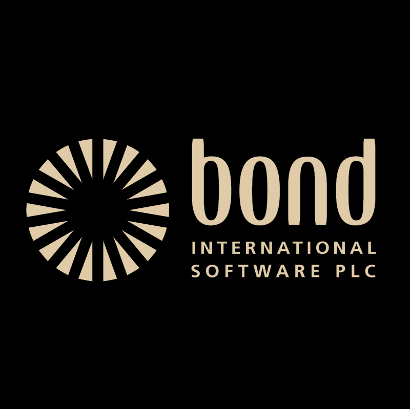 Bond International Software 36644 vector