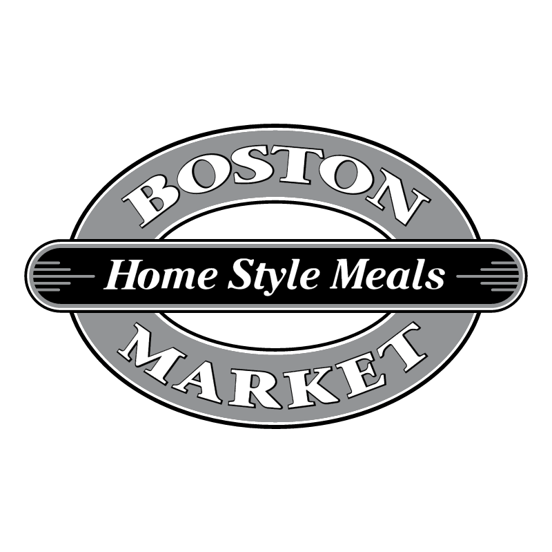 Boston Market 55710 vector