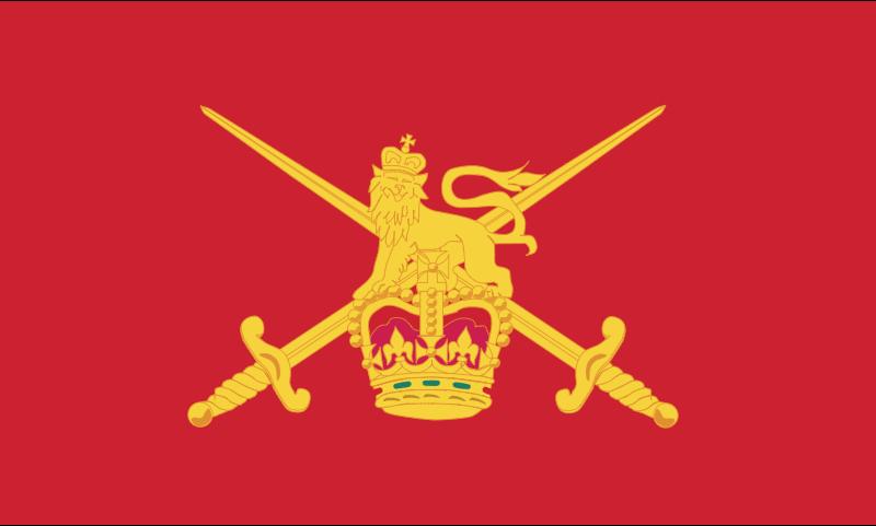 br army vector