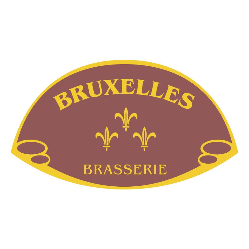 Brasserie Bruxelles vector