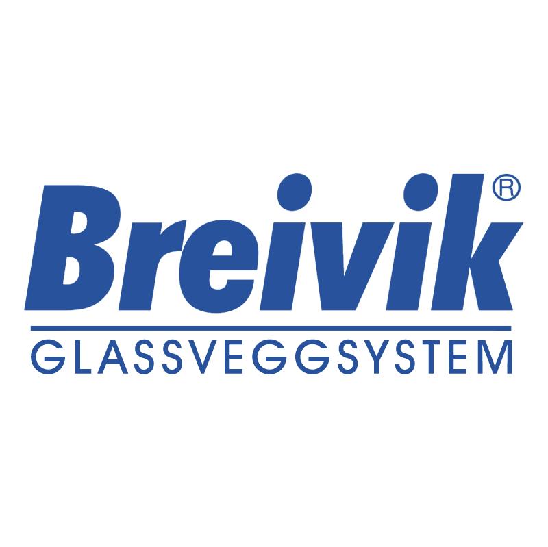Breivik Glassveggsystem 73747 vector