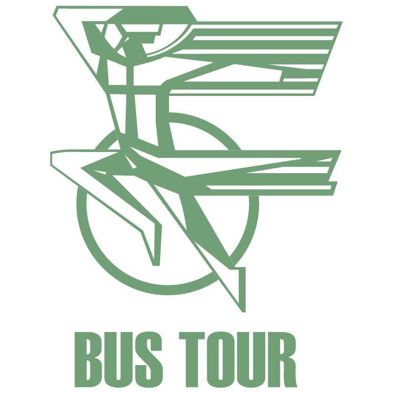 Bus Tour 5187 vector logo