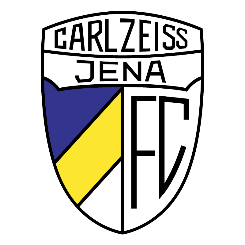 Carl Zeiss Jena FC vector logo