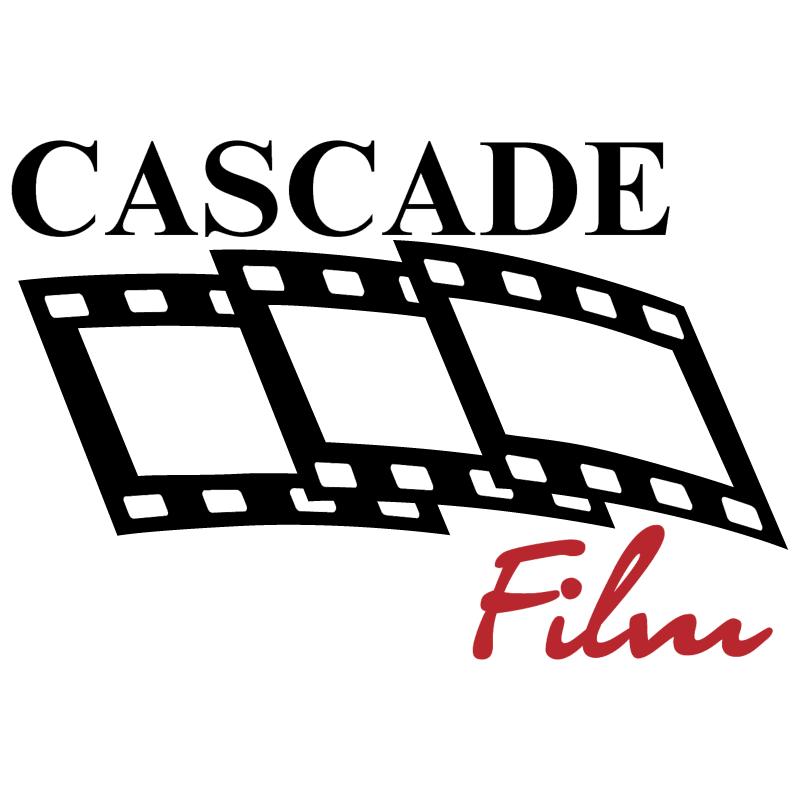 Cascade Film vector logo