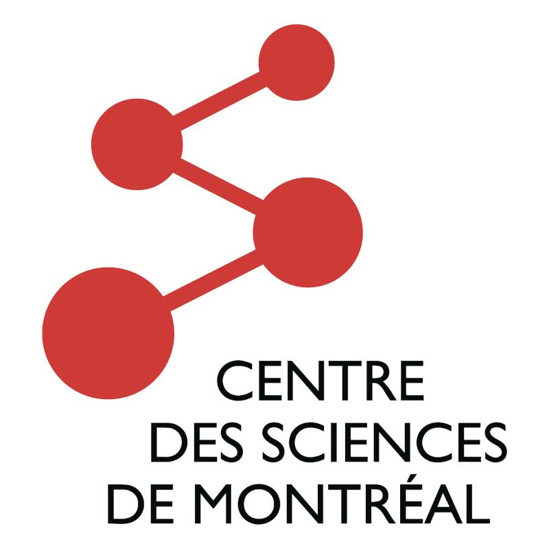Centre des Sciences de Montreal vector