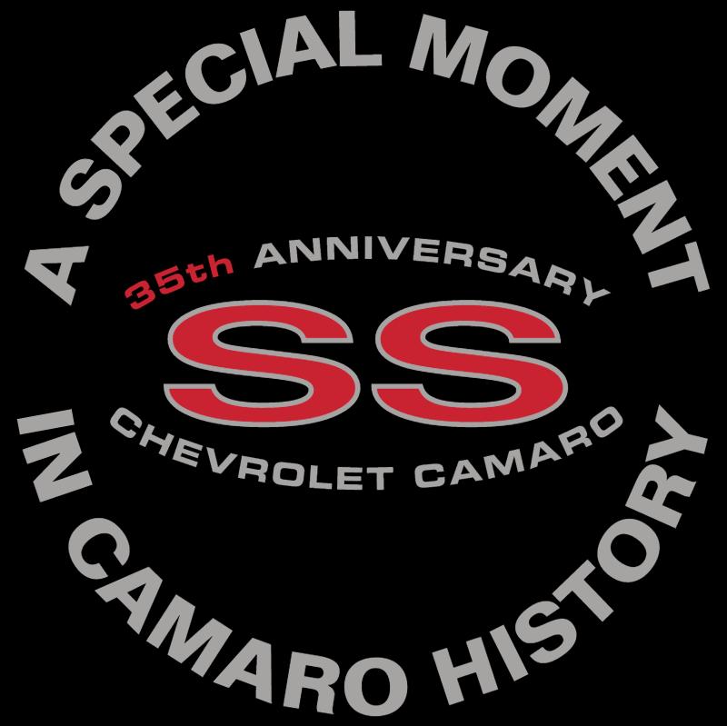 Chevrolet Camaro vector logo