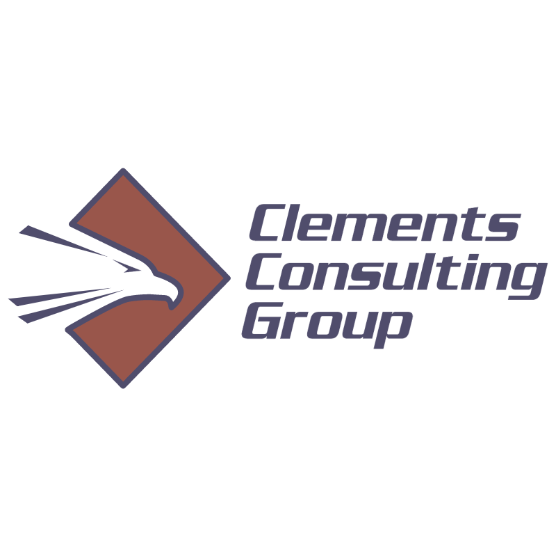 Clements Consulting Group vector logo